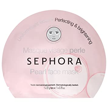 d88e75b08ce Image Unavailable. Image not available for. Color: SEPHORA COLLECTION Face  Mask ...