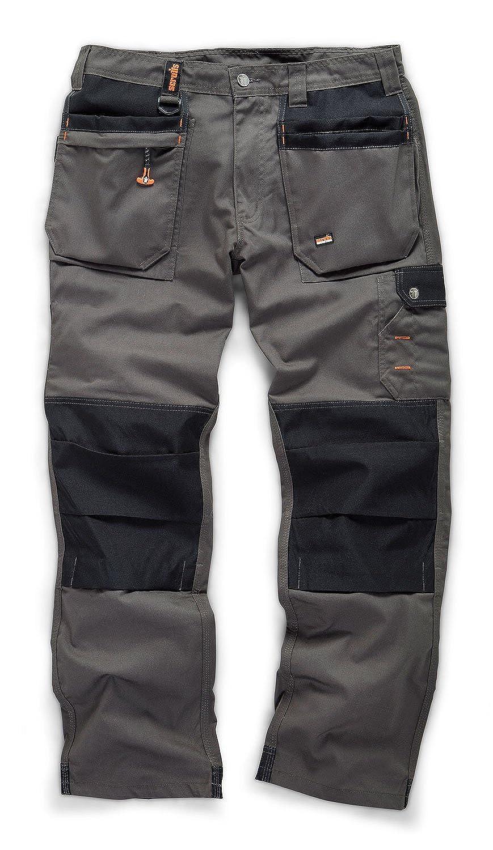 0b726858 Scruffs Worker Plus Graphite Grey Work Trousers: Amazon.co.uk: Clothing