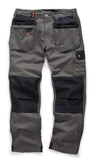 Les toutes Graphite Scruffs Travail De Tailles Pantalon Gris Ww1qPpT6z