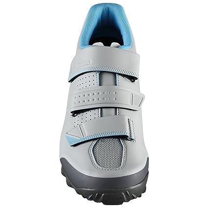SHIMANO Zapatillas Zapatillas SH M MTB ME200 Gris/Azul T43 - Zapatillas, Unisex Adulto