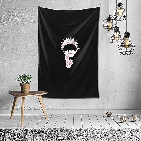 Jujutsu Kaisen Picnic Wallpaper Zgu6zjqxaf1hdm https www amazon com pdnadfbek jujutsu tapestry bedroom decoration dp b091f4mnp8
