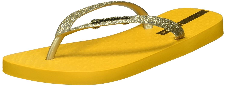 Ipanema Damen Lolita Iii Fem Zehentrenner  37 EU|Mehrfarbig (Yellow/Gold)