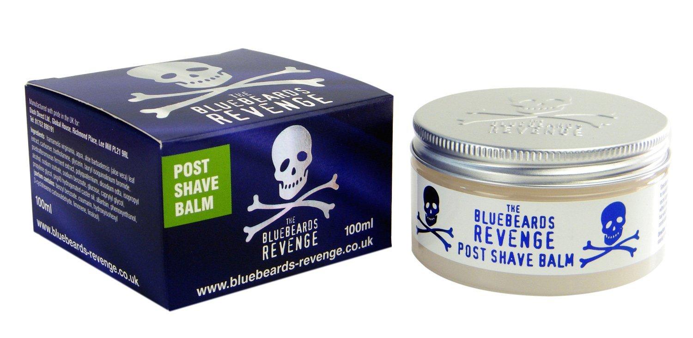 The Bluebeards Revenge Post Shave Balm 100ml (Pack of 2