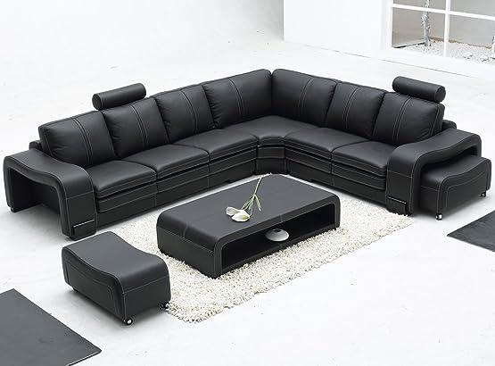Best living room sofa: Vig Furniture Ev 3330