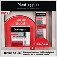 Neutrogena Cellular Boost Anti-edad, Pack Crema de Día