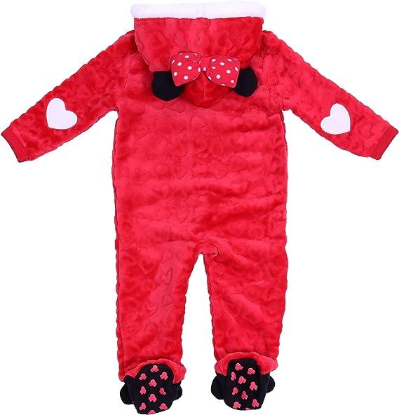 Pijama Enteriza Minnie Mouse 18-24 Meses: Amazon.es: Ropa