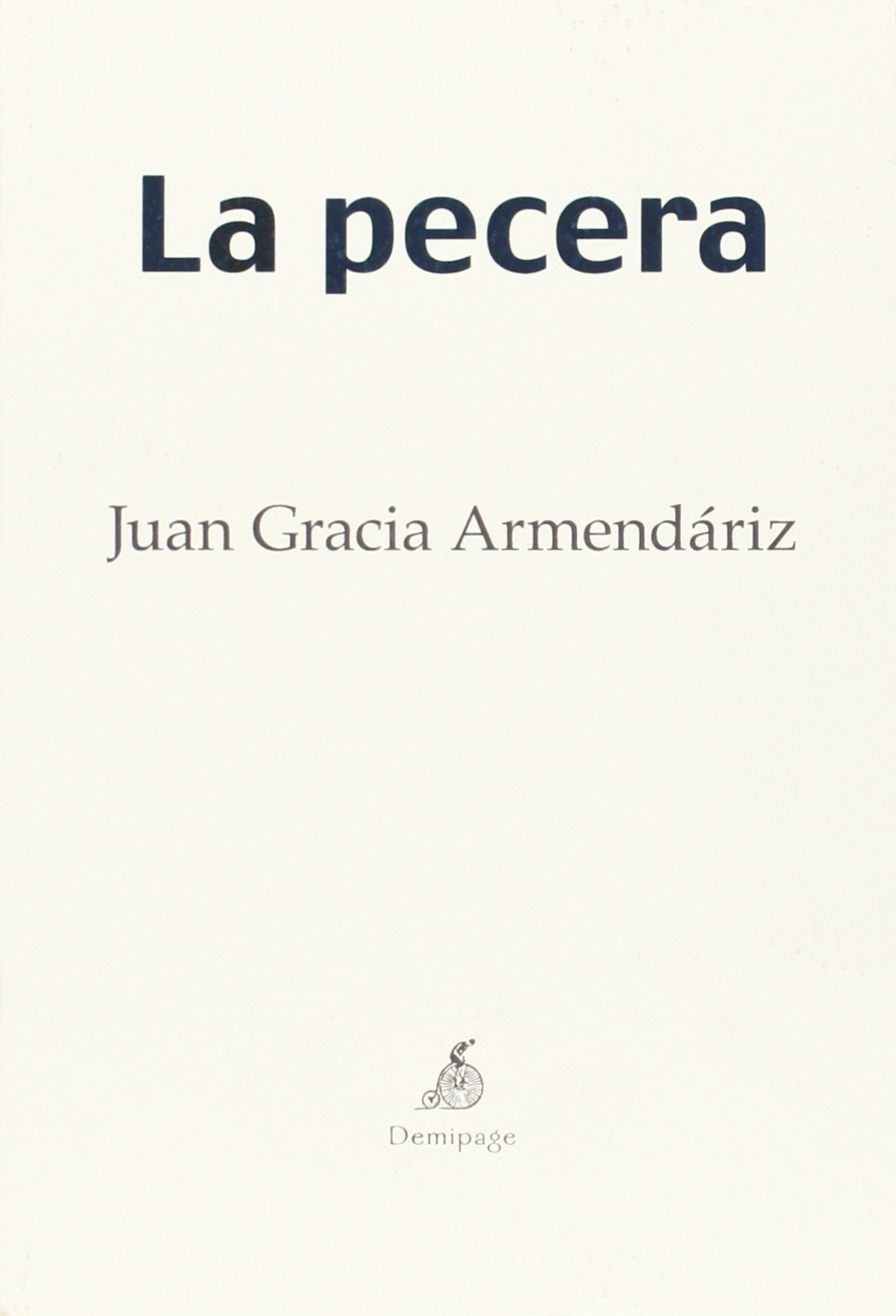 La pecera (Spanish) Paperback – January 1, 1900