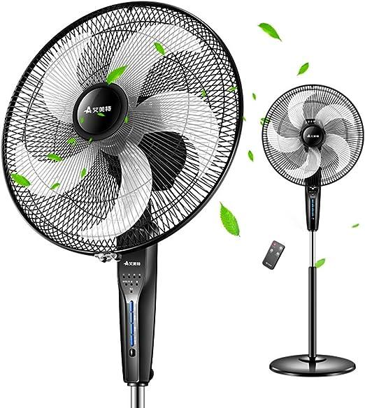 Ventilador Mesa, Aterrizaje Ventilador Eléctrico Mando A Distancia ...