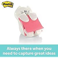 Post-it Pop-up Notes Cat Dispenser 76x76mm CAT-330