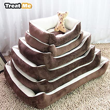 Treat Me Plus Size Large Dog Soft Comfortable Dogs House-Pet Bed Mats