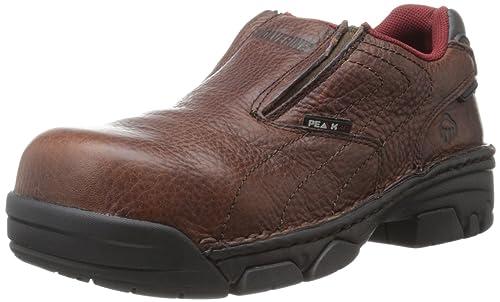 1f2e5cea0e Amazon.com  Wolverine Women s Ayah Comp Safety Toe Slip-On  Shoes