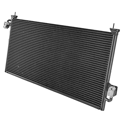 Amazon com: AC Condenser A/C Air Conditioning for 98-00
