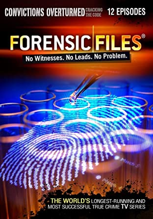 Amazon Com Forensic Files Convictions Overturned 2 Disc Set Paul Dowling Movies Tv