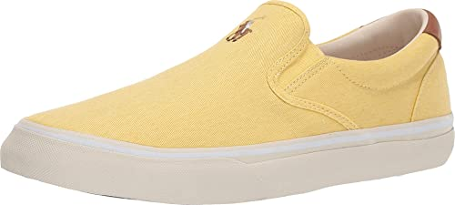 Polo Ralph Lauren Thompson P Tenis para hombre, (Oasis Yellow ...