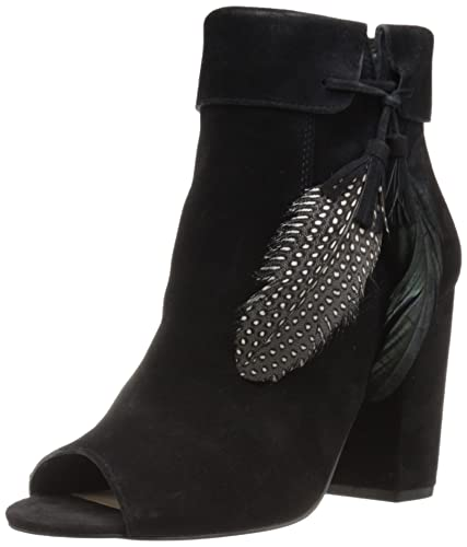 5faae7a06f2f Jessica Simpson Women s Kailey Ankle Bootie Black 6 ...