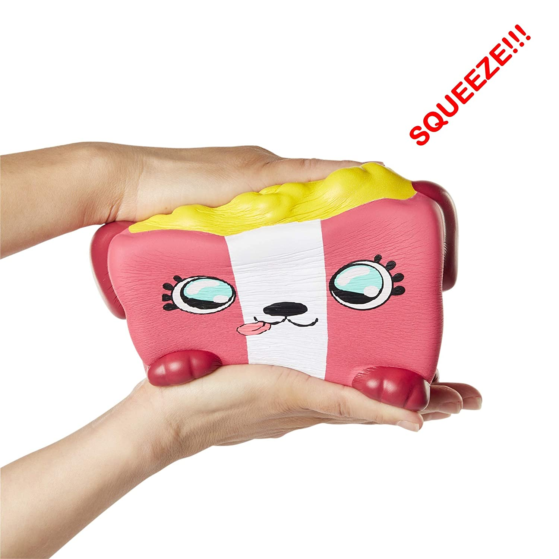 Squish-Dee-Lish Squishy Jumbo Toy Squishies Soft Kids Toys Slow Rising Owl