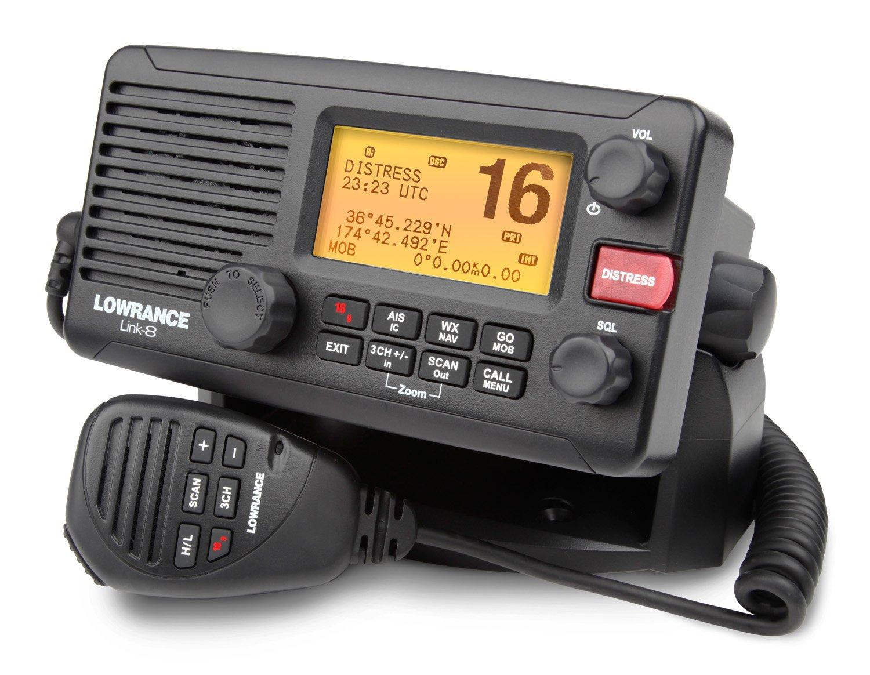 Lowrance Link-8 VHF Marine Radio by Lowrance (Image #4)