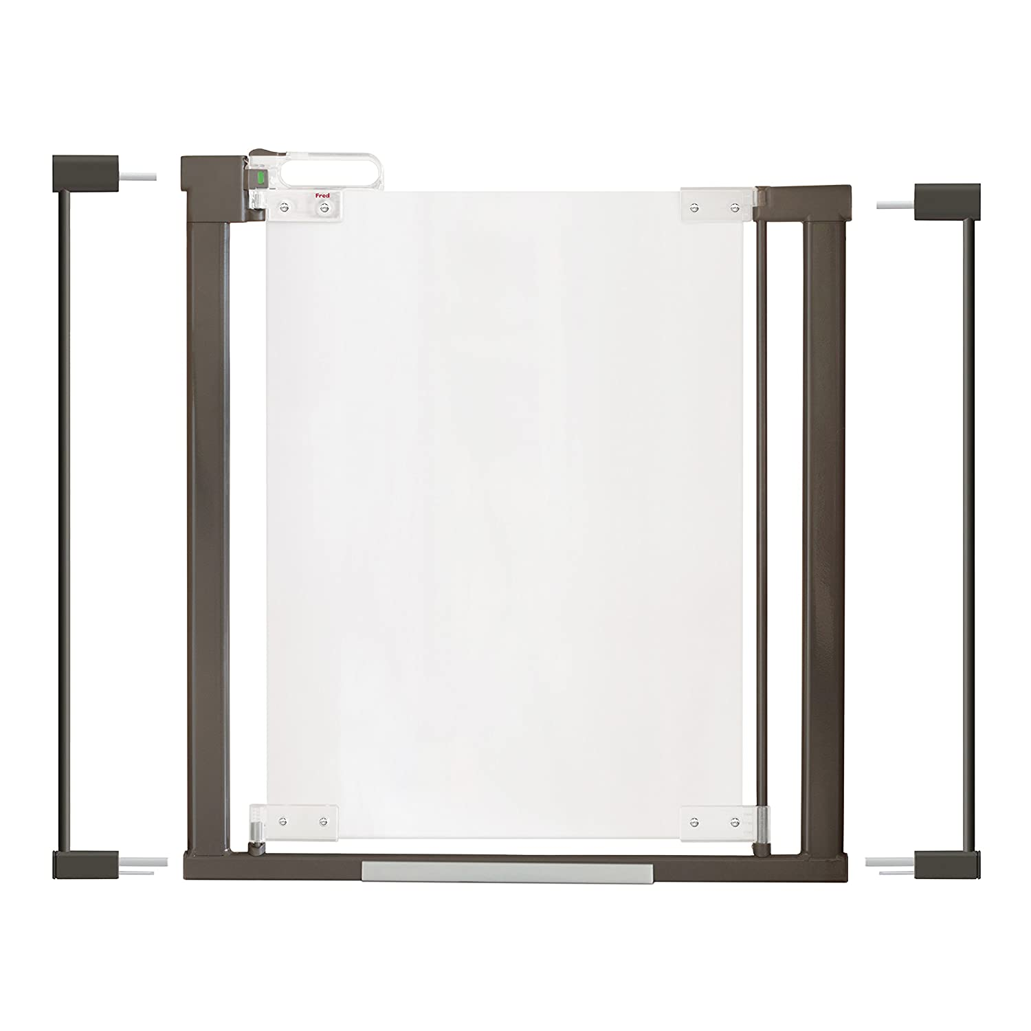 Fred Safety Pressure Gate Extension Kit, Pure White, Extend Pressure Gate to Fit Openings Up to 124.5cm