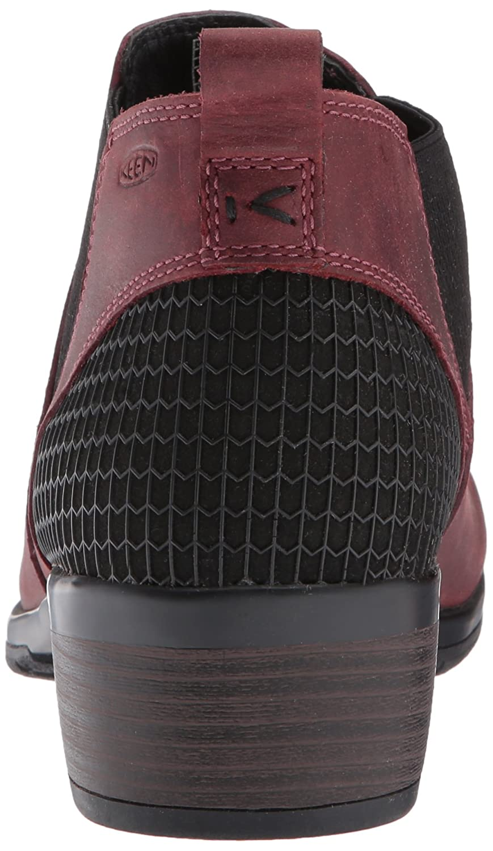 KEEN Women's Morrison Chelsea Shoe B01N42CJUG 7.5 B(M) US|Cinnamon Roll/Raven