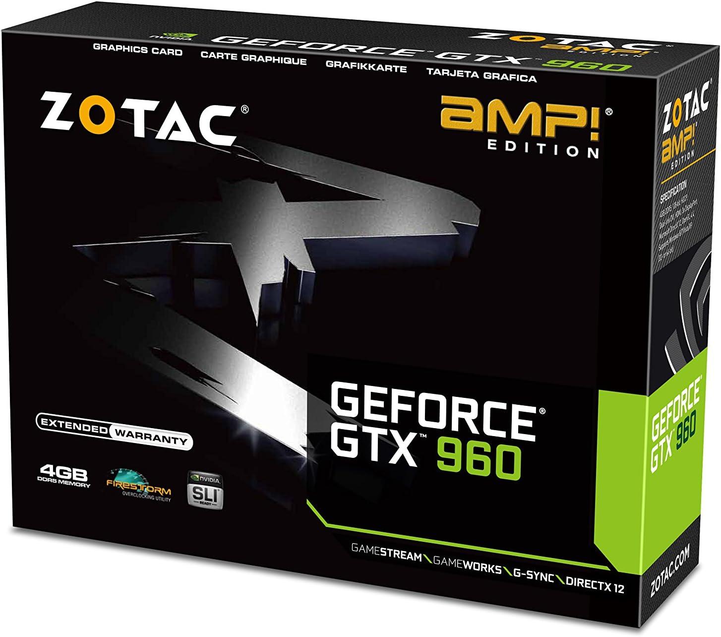 ZOTAC GeForce GTX PCI Express: Amazon.es: Informática
