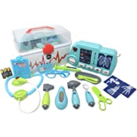 Doctors Toy Set for Kids TG663 - Fun Doctors Kit for Toddlers Boys & Girls with 18 Pieces Including X-Ray Machine…