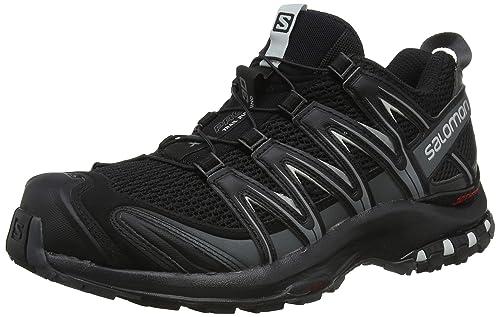 68019e5d125c Salomon Men s Xa Pro 3D Trail Runner Black  Amazon.ca  Shoes   Handbags