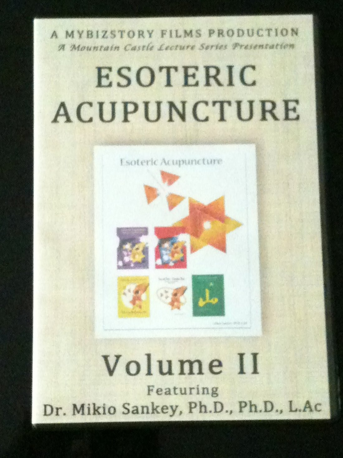 Esoteric Acupuncture Volume II (2 DVD Set)