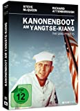 Kanonenboot am Yangtse-Kiang - Mediabook/Collector's Edition (inkl.20 Seitiges Booklet & Kino Poster) [Blu-ray]