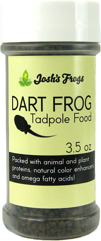 Josh's Frogs Dart Frog Tadpole Food