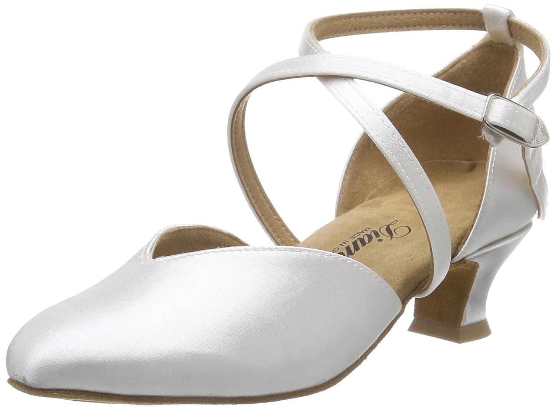 Diamant Brautschuhe B01M9IK7CX Brautschuhe Standard Tanzschuhe Femme 107-013-092, Chaussures de Danse de Salon Femme Blanc (Schwarz) 62d7a9d - automaticcouplings.space