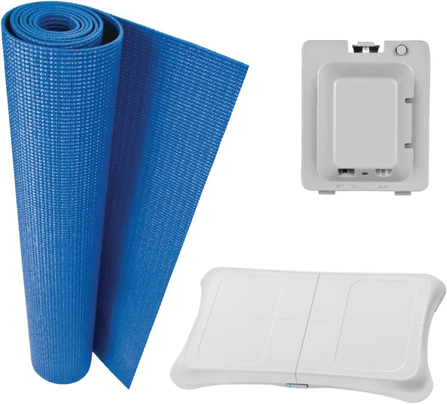 Amazon.com: Wii Fit 3 in 1 Starter Kit: Video Games