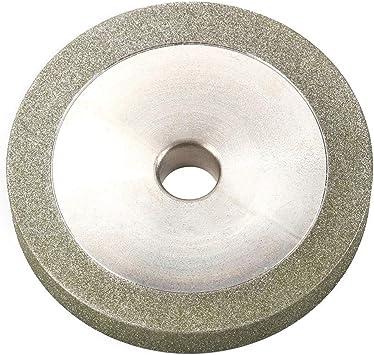 "100mm 4/"" Diamond Grinding Wheel Cup Carbide Cutter Metal Grinder 120~400 Grit"