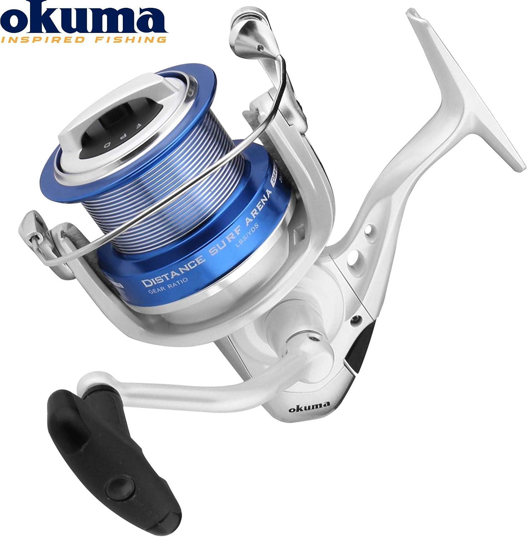 Okuma Distance Surf Arena DSA-60 Fixed Spool Reel