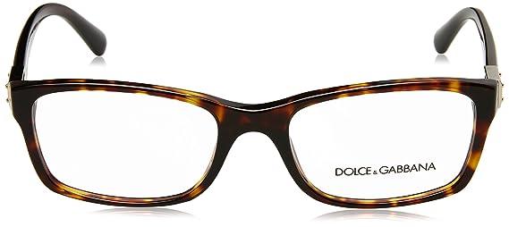DOLCE   GABBANA Monture lunettes de vue DG 3170 502 La Havane 54MM   Amazon.fr  Vêtements et accessoires bf9aa0bafe6f