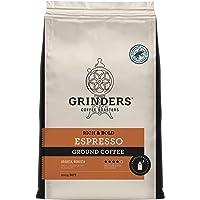 Grinders Coffee Espresso Ground, 200 g