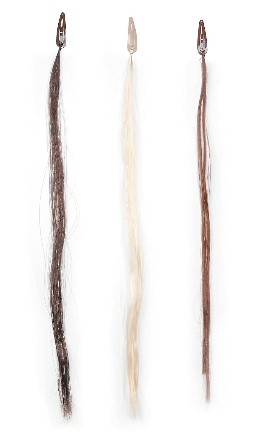 WGI Hair Extension 4 Extensions 4 Assorted Shades