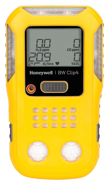 BW detector de 4-gas (O2, LEL, H2S, CO) - amarillo Vivienda, América del Norte versión (bwc4-y-n): Amazon.es: Amazon.es