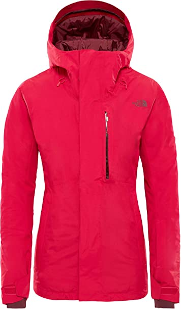 THE NORTH FACE Teaberry Pink Descendit Womens Snowboarding