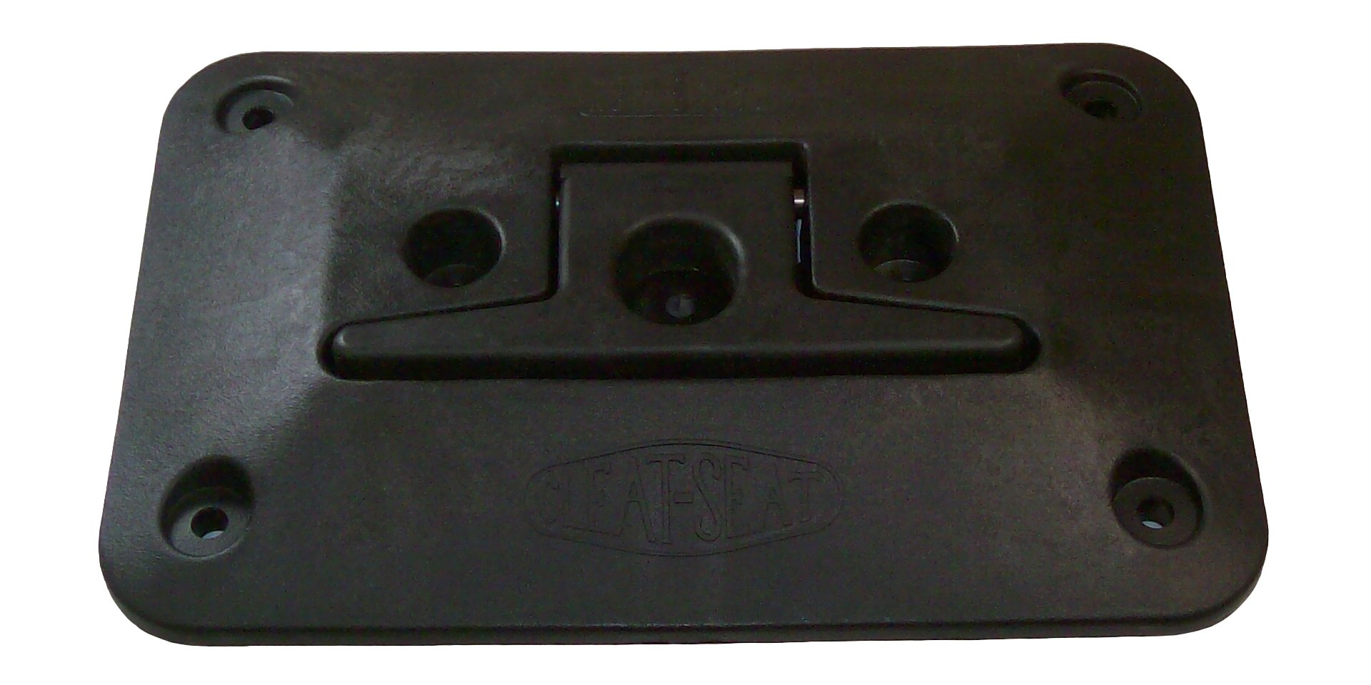 Retractable Cleat Seat Black 4