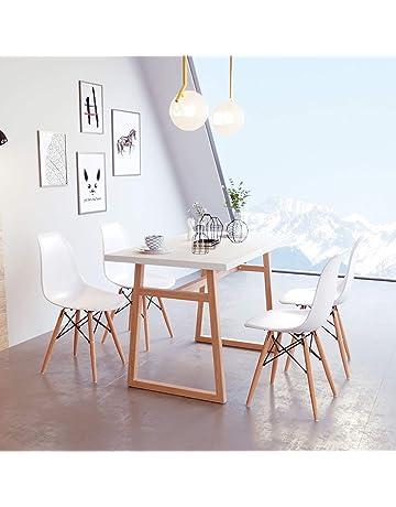 Stupendous Dining Table Sets Shop Amazon Uk Machost Co Dining Chair Design Ideas Machostcouk
