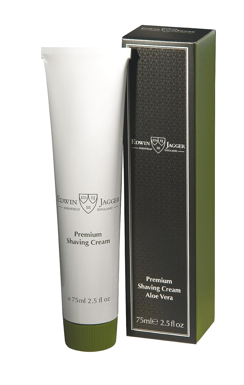 Edwin Jagger 99, 9% Natural crema de afeitar (Aloe Vera) en 75ml tubo scavt Edwin Jagger ES