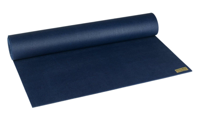 6b838d3a800e Jade Yoga Harmony Extra Wide Yoga Mat- Midnight Blue - 80