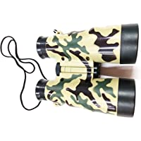LOGGAS Military Army Colour Binoculars for Kids