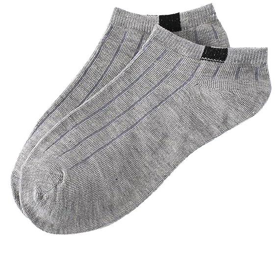 ... algodón Rayas a Rayas Unisex Calcetines Cortos Calcetines de Hombre y Mujer calcetín para Mujer Socks Mujer para Interior: Amazon.es: Ropa y accesorios