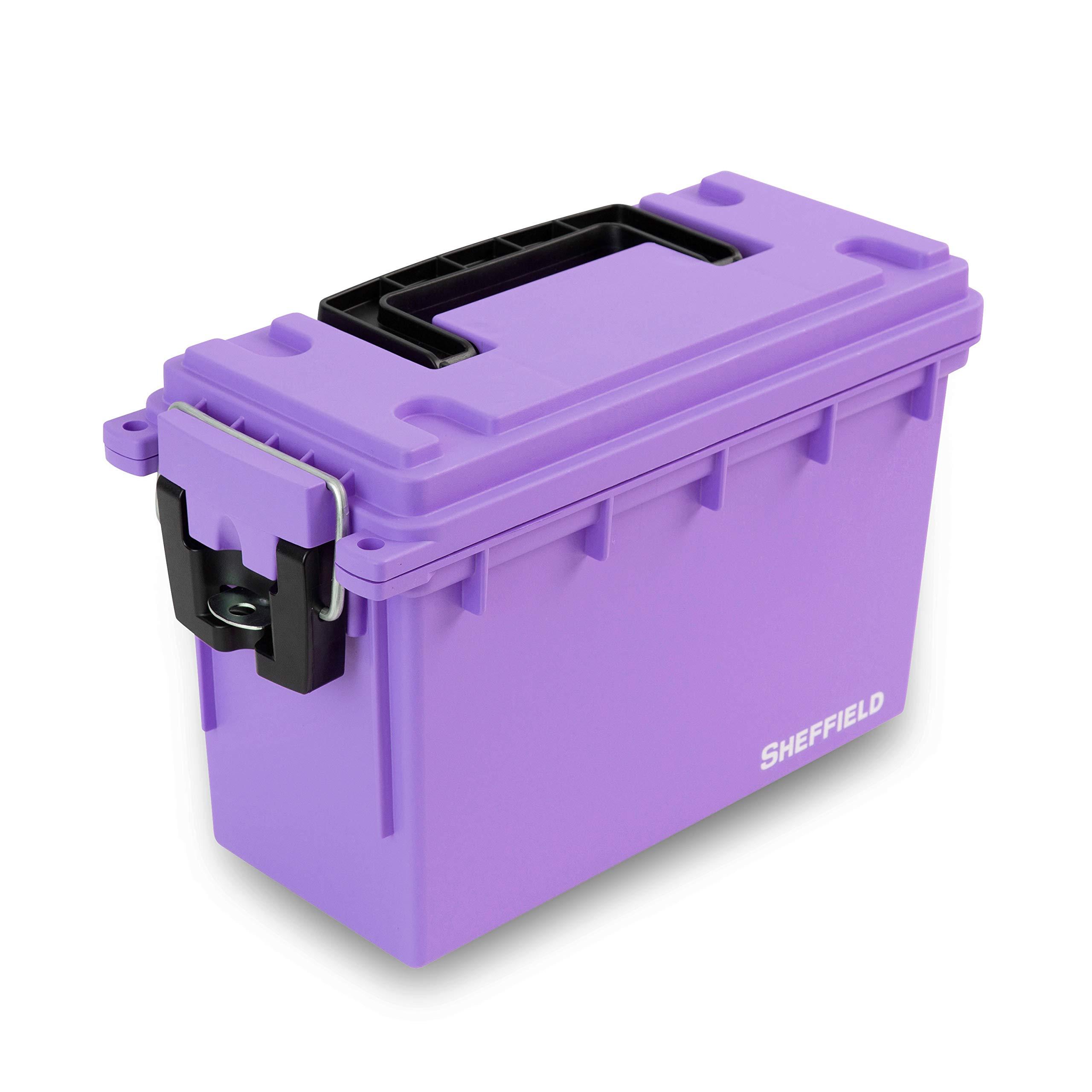 Sheffield 12632- Field Box- Purple