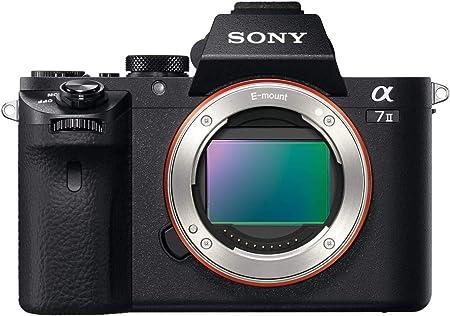 Sony Alpha 7 Ii Spiegellose Vollformat Kamera Kamera