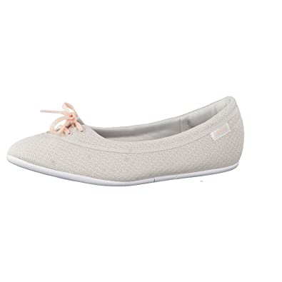 new styles d44e0 35cef adidas NEO Damen Schuhe NEOLINA W pearl grey s14 blush pink s15-st