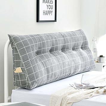 Sofa Bett Große Dreieckige Keil Kissen Schlafzimmer Doppelbett