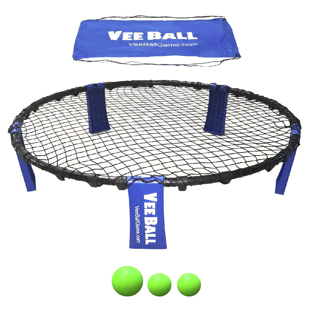volleyball spikeball beach backyard outdoor slammo game set new