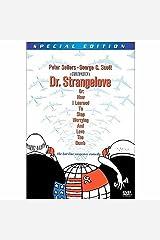 DR. STRANGELOVE SE DVD